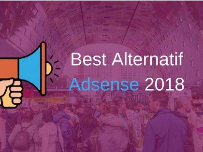 Daftar Alternatif Adsense Terbaik Yang Cukup Menggiurkan