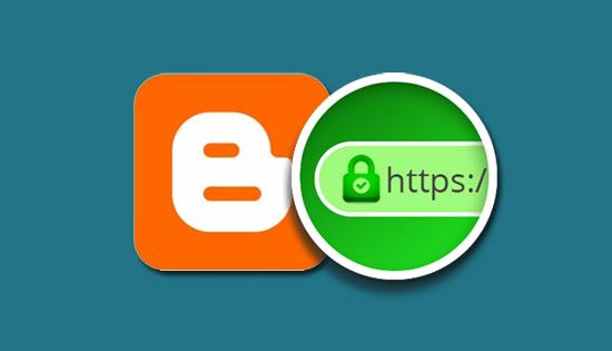 Cara Pasang SSL di Blogger