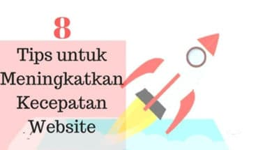 Cara meningkatkan kecepatan website