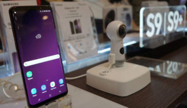 Galaxy S9 Plus Versi 128 GB
