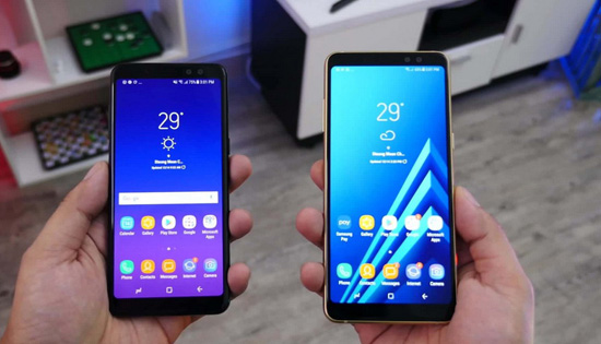 Kelebihan Samsung Galaxy A8