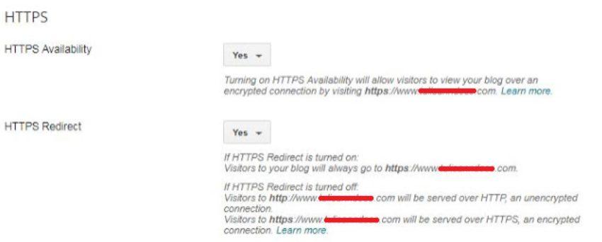 Pasang SSL di Blogger Custom Domain1