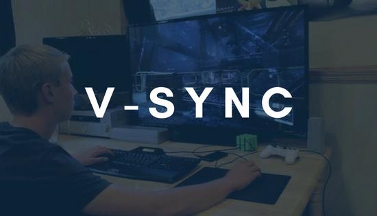Pengertian V-Sync