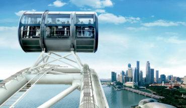 Berwisata ke Singapura