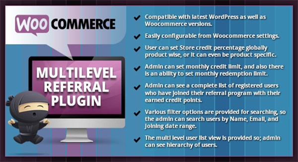 Multilevel WooCommerce Reference Plugin
