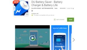 aplikasi penghemat batrai Android