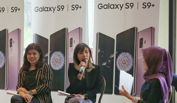 Samsung Galaxy S9 Plus versi 128 GB