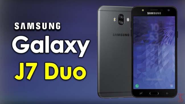 Bocoran Galaxy J7 Duo 2018