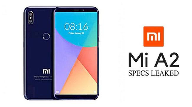 Harga dan Spesifikasi Xiaomi Mi A2