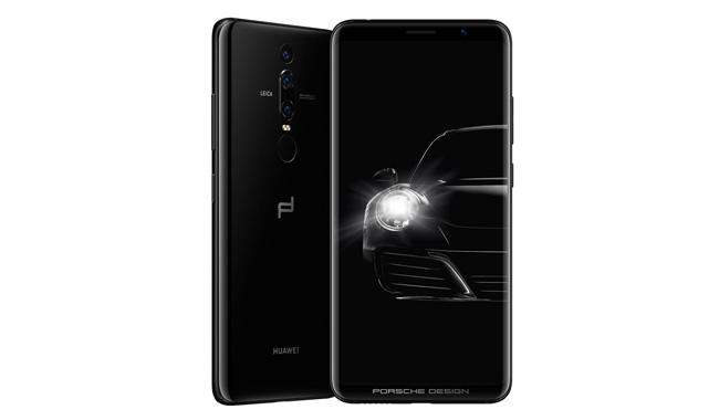Huawei P20 Porsche black