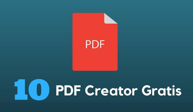PDF Creator Gratis