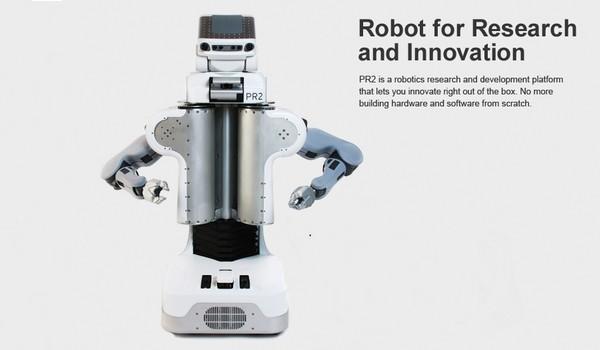 Robot Pembantu Rumah Tangga