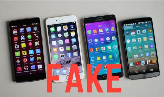Smartphone yang Paling Banyak Di Palsukan