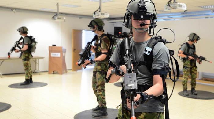 Pemanfaatan Teknologi Virtual Reality