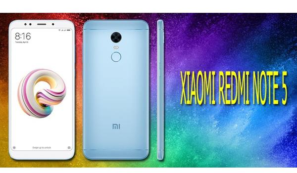 Spesifikasi lengkap Xiaomi Redmi Note 5 AI