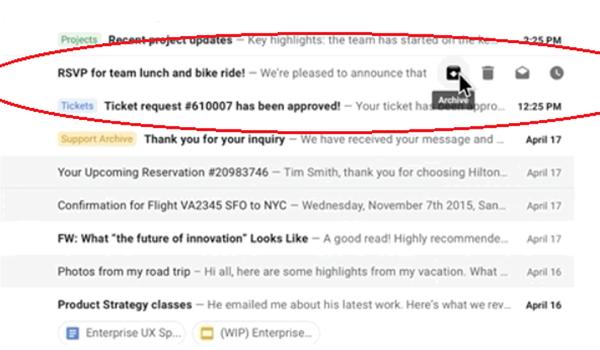 Fitur Gmail Baru