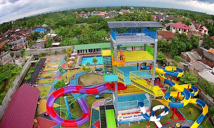 Jogja Bay Adventures Waterpark