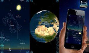 Aplikasi Astronomi Augmented Reality