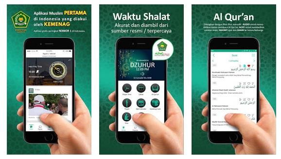 Fitur Aplikasi Muslim GO Bagus