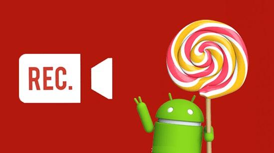 Aplikasi Perekam Layar Android - Rec