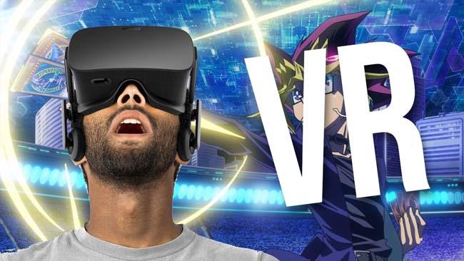 Cara Bermain Game Virtual Reality