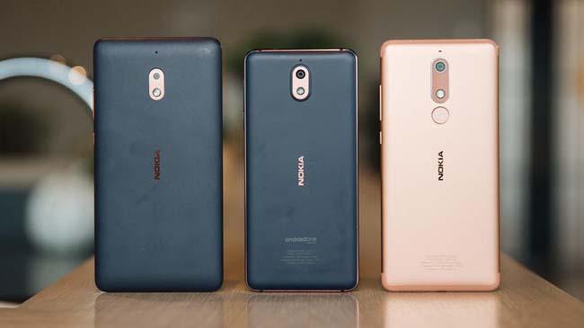 Smartphone Nokia terbaru