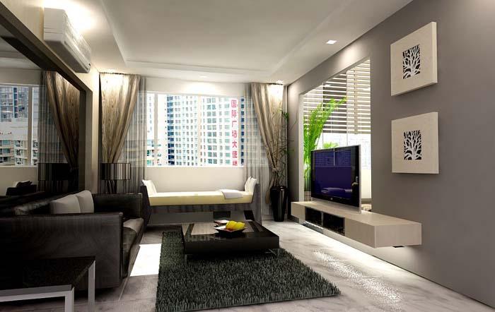 4 Inspirasi Desain Interior Rumah Minimalis Hemat Bud