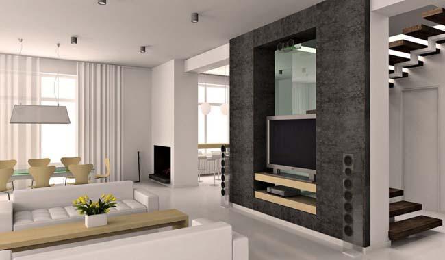 Desain Interior Rumah Minimalis Hemat Budget