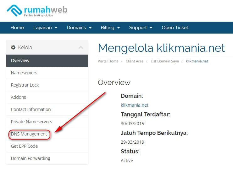 migrasi shared hosting ke VPS