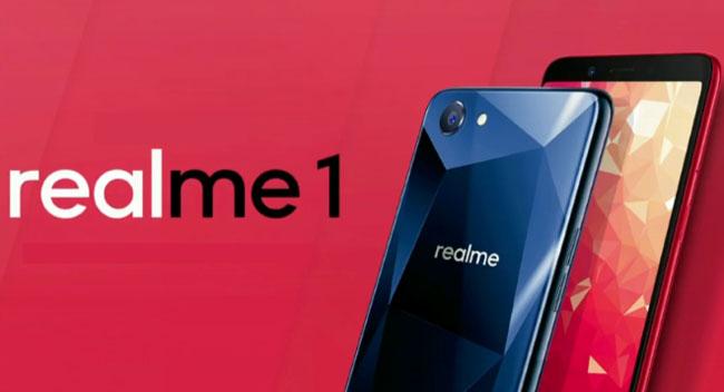 Spesifikasi Oppo Realme 1