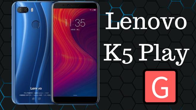 Harga Lenovo K5 Play 2018