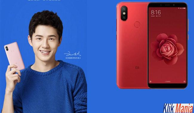 Harga dan spesifikasi Xiaomi Redmi S2