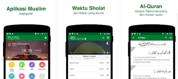 Aplikasi Pendukung Ibadah Puasa