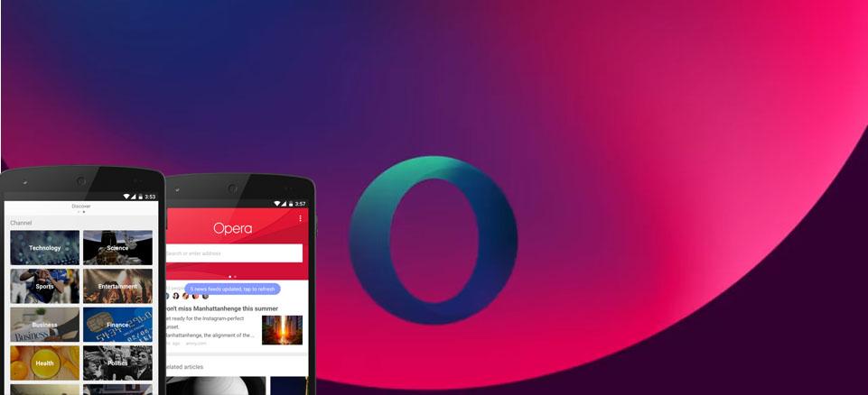fitur baru browser opera