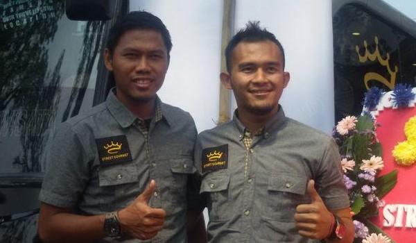 Pendiri Street Gourmet Bandung