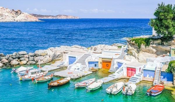 Pulau Milos