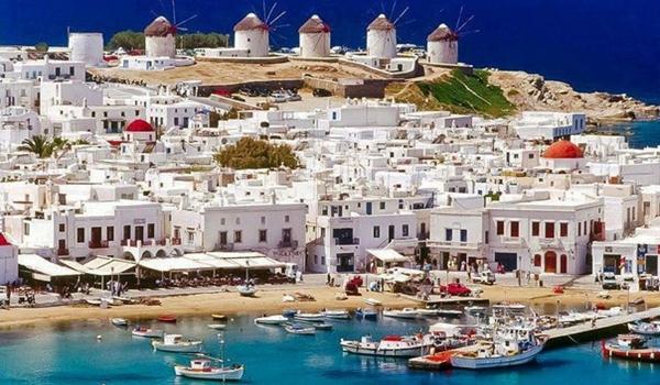 Pulau di Yunani