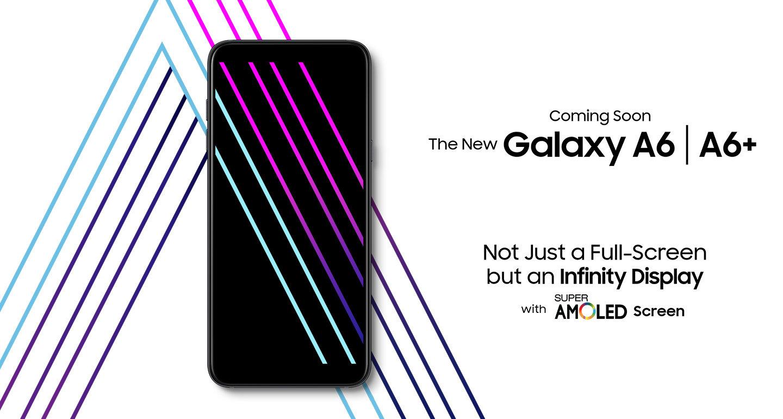 Samsung Galaxy A6 dan Samsung Galaxy A6+