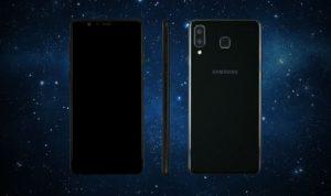 Samsung Galaxy A8 Star dan Galaxy A8 Lite