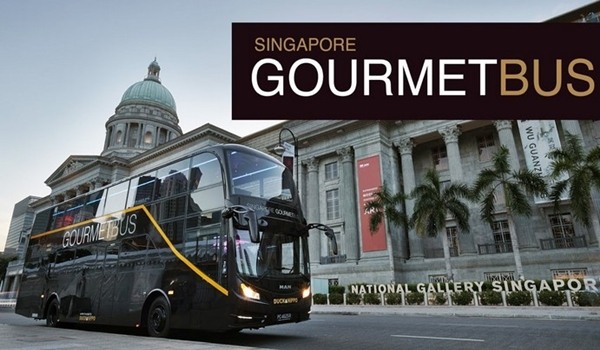 Singapore Gourmet Bus