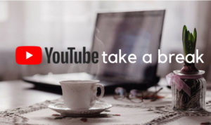 fitur baru youtube Take a break