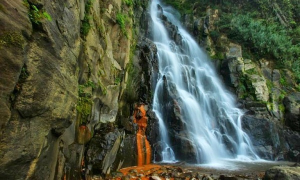 Tempat Wisata di Banjarnegara - Curug Mrawu