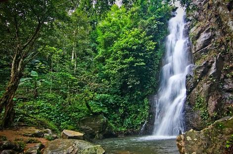 Tempat Wisata di Banjarnegara - Curug Pitu