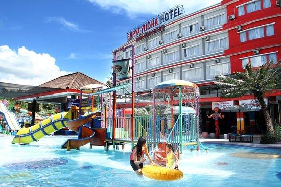 Tempat Wisata di Banjarnegara - Surya Yudha Park