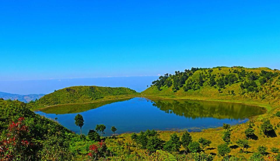 Tempat Wisata di Banjarnegara - Telaga Dringo
