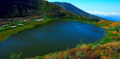 Tempat Wisata di Banjarnegara - Telaga Merdada