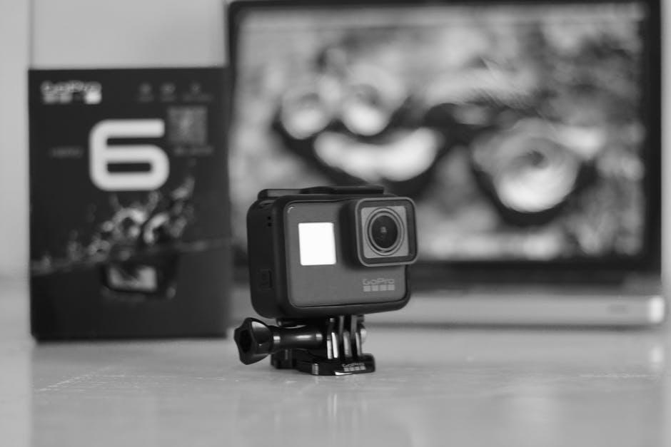kamera aksi terbaik - GoPro 6 Black