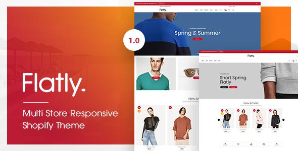 Theme Shopify Terbaik Untuk Berjualan Produk Dropship