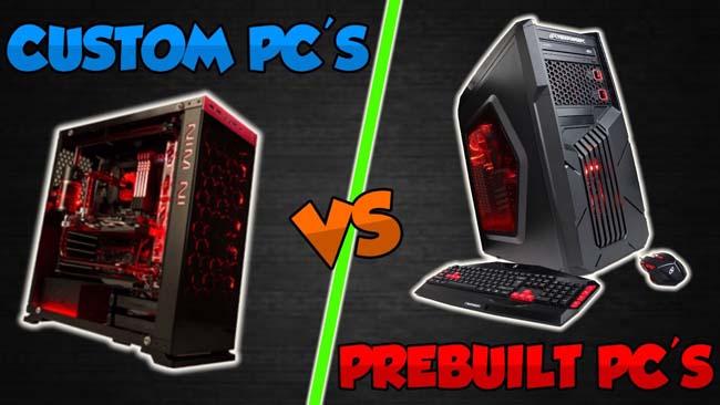 Gaming PC Build Up Vs Rakit Sendiri