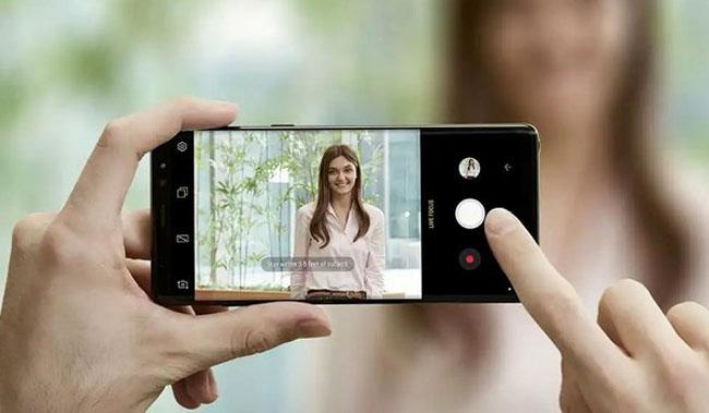 smartphone dengan Kamera Efek Bokeh Terbaik